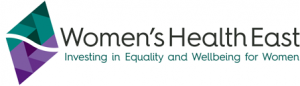 Womens Health East logo